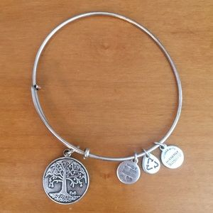 Alex and Ani Tree of Life Bangle